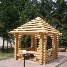 деревянные беседки ялта