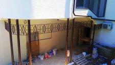облицовка фасада дома в крыму