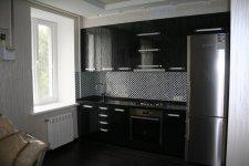 кухня полностью установлена